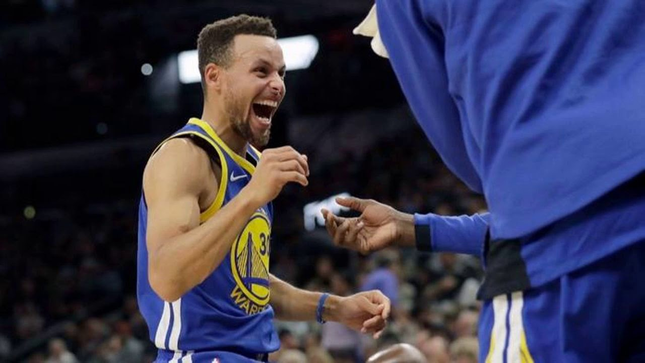 Nba Warriors Cruise Spurs Conference Finals Rematch Youtube Kmart
