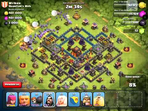 Clash Of Clans 6.186.1 Hack Unlimited Troops