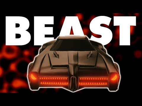 BEAST MODE - ROCKET LEAGUE MONTAGE - JHZER