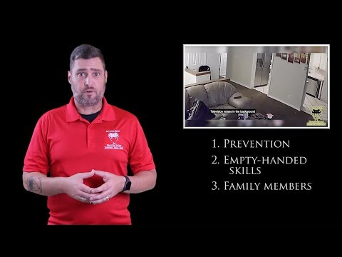 Successful Home Defense Teaches Us Some Valuable Lessons