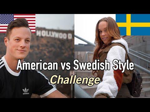 American vs Swedish Style Challenge
