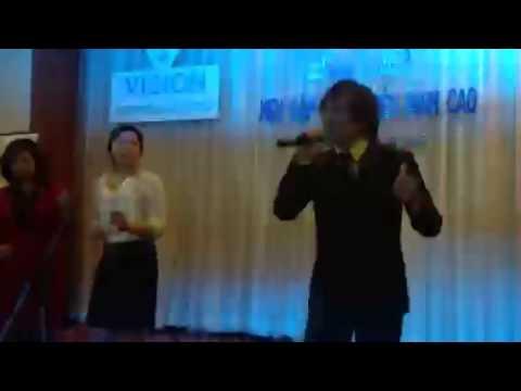 Vision- Thu Linh VU HUU LOI trinh dien kha nang san khau