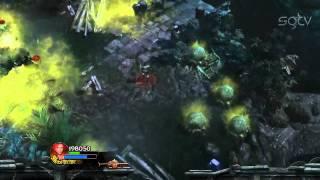 видео Прохождение игры Lara Croft and the Guardian of Light