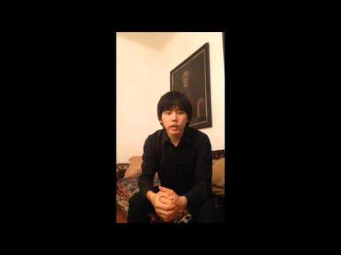 チェロ・伊東裕メッセージ Yu Ito,cello