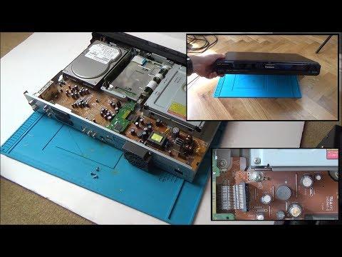 Trying To FIX: PANASONIC DMR-EX77 HDD / DVD RECORDER