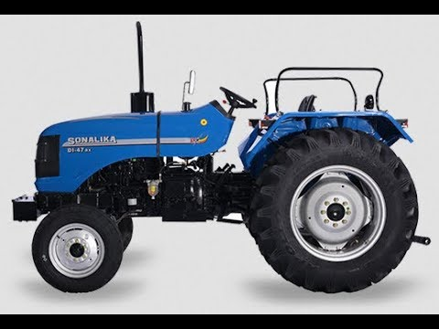 Sonalika DI 47 RX Tractor price specifications Features | Review