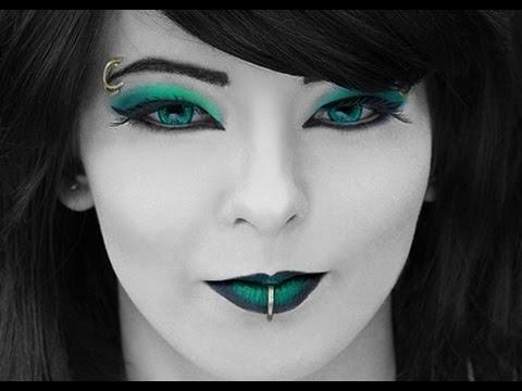 Homestuck Trolls Cosplay Porrim Makeup T...