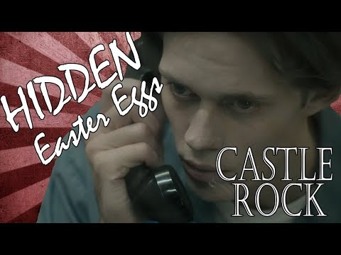 Hidden Easter Eggs in the Castle Rock  Stephen King References!
