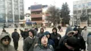 Добрич срещу ШИСТОВИЯТ ГАЗ!! 14.01.2012