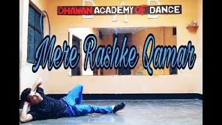 'MERE RASHKE QAMAR'DANCE VIDEO BAADSHAHO CHOREOGRAPH BY MANAS DHAWAN
