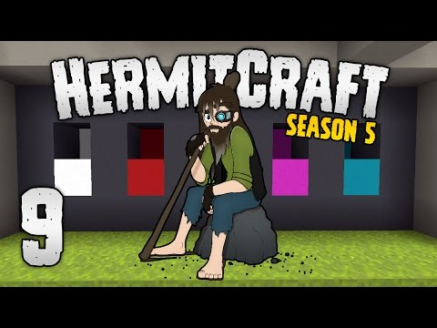 HermitCraft 5 - #9 | MOBILE STORAGE...