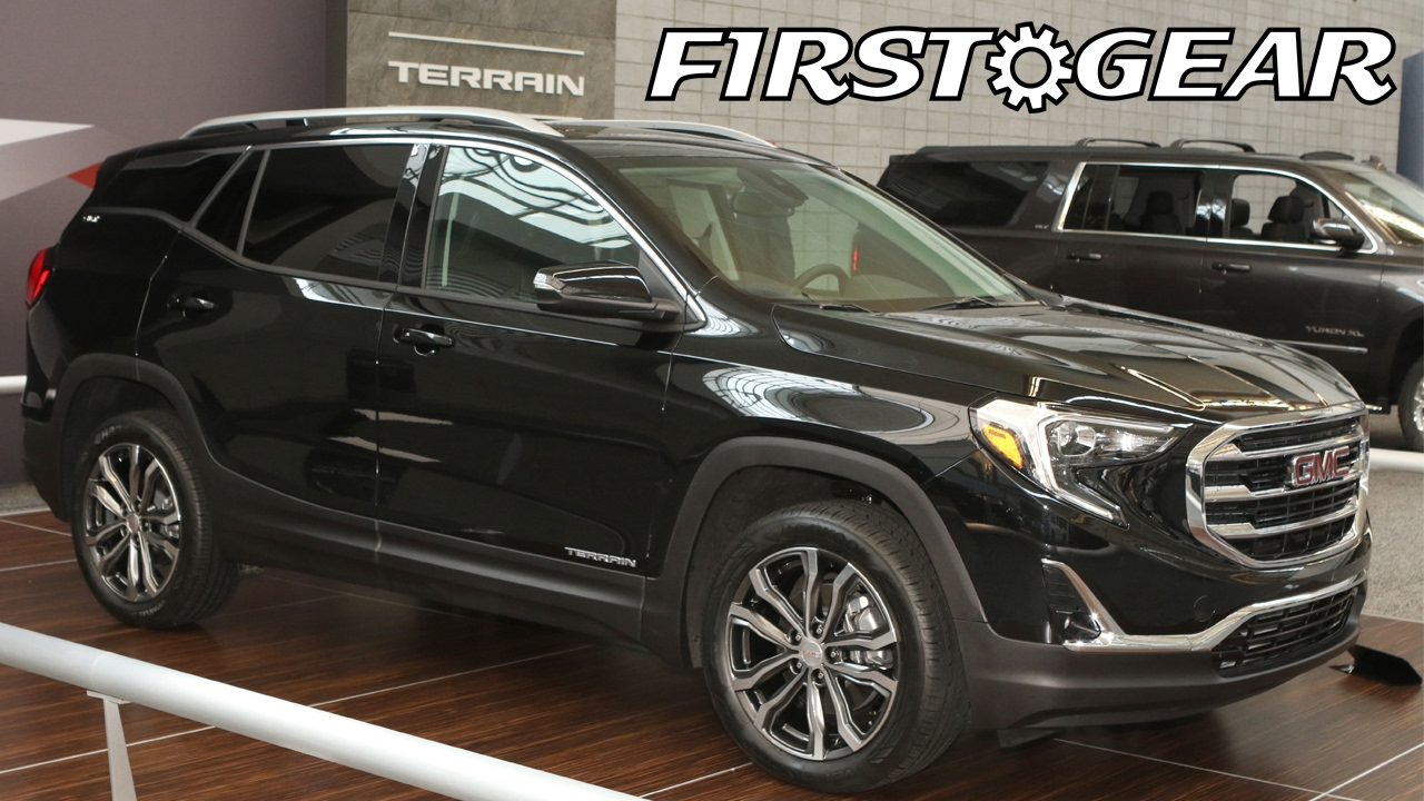 First Gear 2018 Gmc Terrain Review At Pittsburgh Auto Show