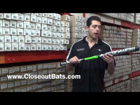 Closeoutbats.com Bat Comparisons DeMarini C6 VS Demarini F5