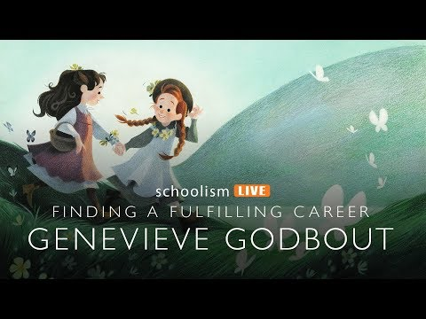 Finding a fulfilling career with Genevieve Godbout