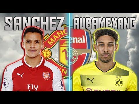 Alexis Sanchez vs Pierre-Emerick Aubameyang ► Crazy Skills & Goals ● A New Beginning | 2017/18 ᴴᴰ