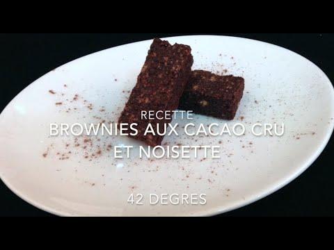 recette-:-brownies-aux-cacao-cru-et-noisettes-du-restaurant-42-degrés