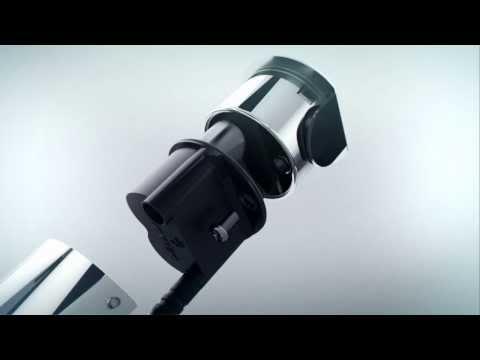 TEMPOMATIC 4: Elektronische kraan en mengkraan voor wastafel