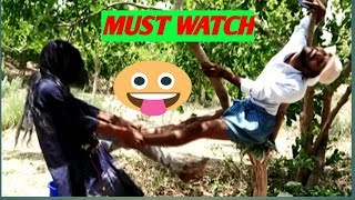 must watch new funny comedy video 2019  part-12