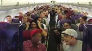 THE LION KING Australia: Cast Sings Circle of Life on Flight Home from Brisbane thumbnail