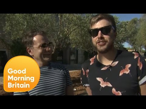 Iain Stirling Gives His Opinion on the New Love Island Contestants   Good Morning Britain