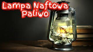 Lampa naftowa alternatywne paliwo i światło