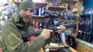 Оружейные магазины Киева. Выбираем мелкашку.