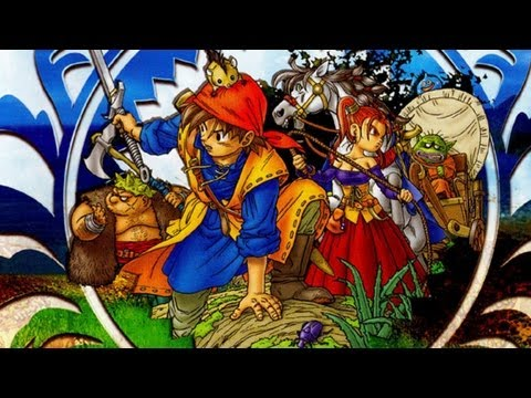 CGRundertow DRAGON QUEST VIII: JOURNEY OF THE CURSED KING for PS2 Video Game Review