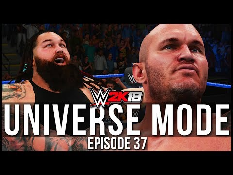 WWE 2K18 | Universe Mode - 'GENERAL MANAGER DRAMA?!' | #37