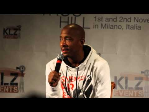 Antwon Tanner talks about Jackson Brundage OTH Meet Milan