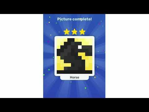 노노그램 퍼즐 홍보영상 :: 게볼루션