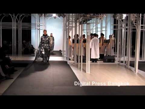 THEATRE - Couture Fashion Week 2012 at Siam Paragon   HD