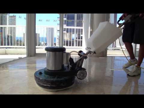 Tech Diamond Floor Polishing For Marble Stonetools Youtube
