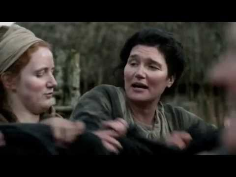 Outlander waulking song - LYRICS + Translation (subtitles)