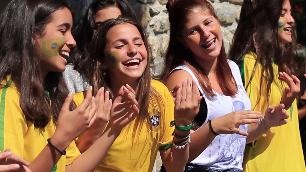 International Summer Camp - YouTube
