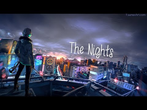 Nightcore - The Nights