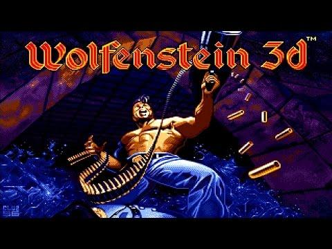 Wolfenstein 3D ITA Old Game Style |