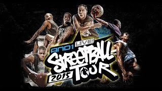 NBA 2K15 Streetball Gameplay HD