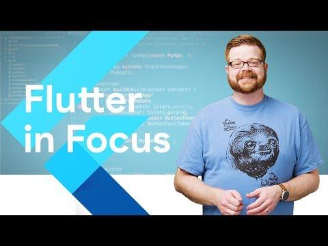 Introducing Flutter in Focus!