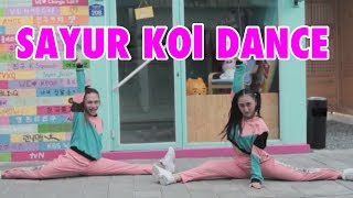 Sayur Kol Dance - Sandrina feat Nanda