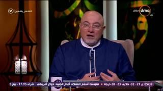 الشيخ خالد الجندي: مش معنى إن الصحابة ماحتفلتش بشم النسيم يبقى حرام