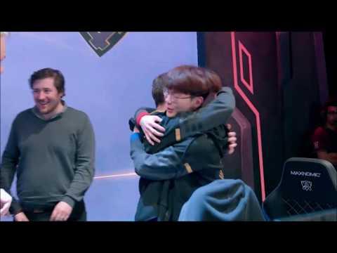 League of Legends - Worlds 2018 Best moments - RISE