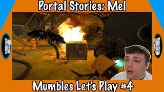 Gooping and Portaling! - Portal Stories Mel - Mumbles Let