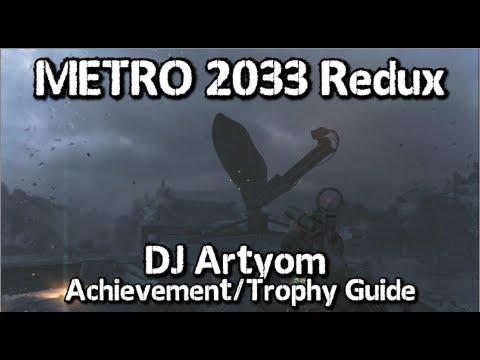 Metro 2033 Redux Achievement Guide & Road Map