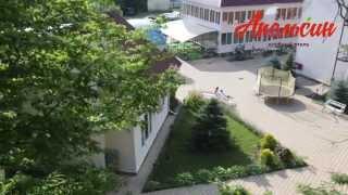 Клубный отель Апельсин | Туапсинский район | Черное море(Клубный отель Апельсин- это уникальное место для семейного отдыха: обширная охраняемая территория, комфорт..., 2015-07-15T09:56:14.000Z)