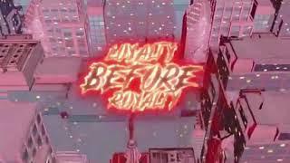 Смотреть клип Trippie Redd - Loyalty Before Royalty