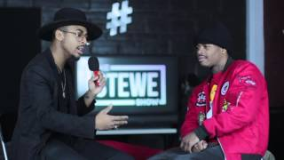 Rocaine Talks About His Relationship w/ Chief Keef, Struggles, His Future, & More! - The Stewe Show