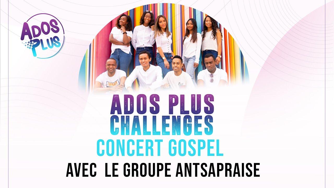 Ados Plus Challenges : Concert