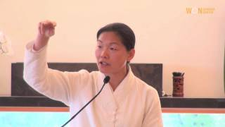 How to Worship Il Won Sang: Won Buddhism Dharma Talk by Rev. Insun Park
