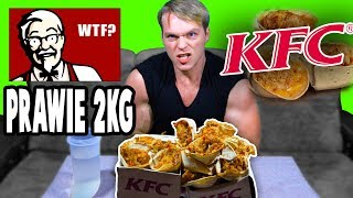 30 CHEEZITOS CHALLENGE (NOWOŚĆ z KFC) | [Epic Cheat Meal]