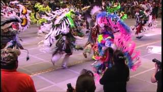 Fancy Feather - 2015 Gathering of Nations Pow Wow - PowWows.com
